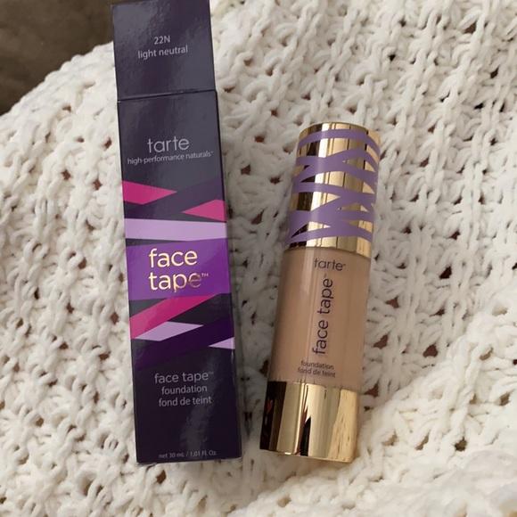 Tarte Face Tape Foundation